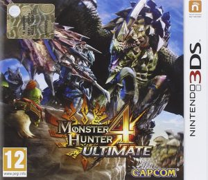 Monster Hunter 4: Ultimate
