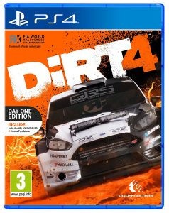 DiRT 4 - Day-One Edition