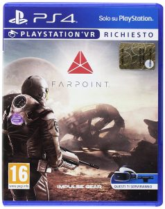 Farpoint PS VR