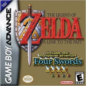 The Legend of Zelda: A Link to the Past - Four Swords
