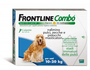 Frontline Combo Spot-On Cani