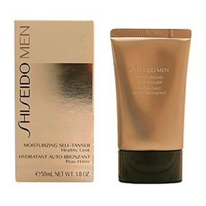 Men Moisturizing self-tanner Shiseido
